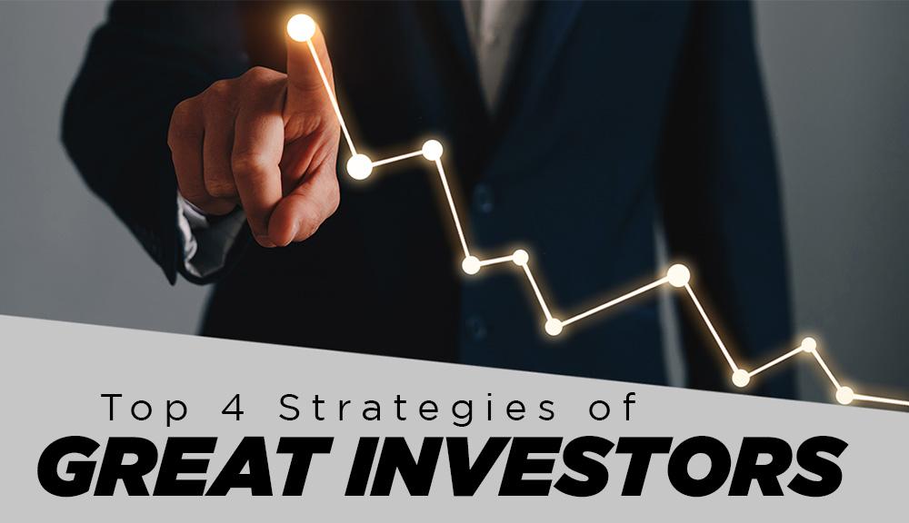Top-4-Strategies-of-Great-Investors