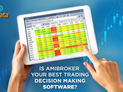 Is Amibroker Your Best Trading Decision Making Software?