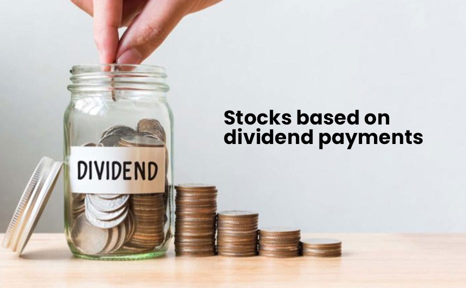 Stocks-based-on-dividend-payments