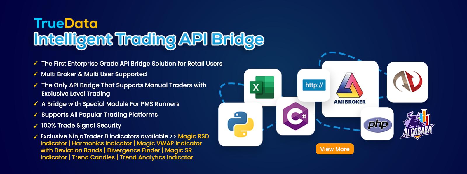 TrueData Intelligent API Bridge