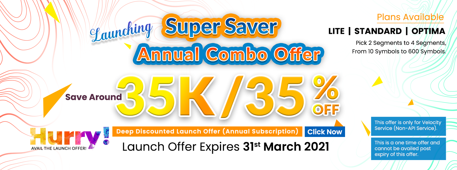 March COmbo Offer