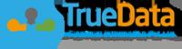 TrueData Footer Logo